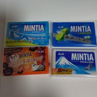 アサヒ(アサヒ)のミンティア(菓子/デザート)