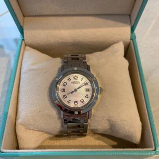Hermes - エルメス  腕時計 確実本物