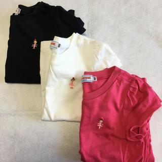 mikihouse - ミキハウス  Tシャツ 3色セット