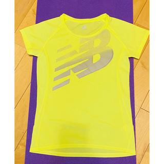 ニューバランス(New Balance)の【美品】ニューバランス  Tシャツ レディース Lサイズ(Tシャツ(半袖/袖なし))