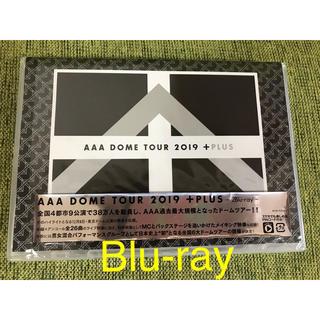 AAA - ☆Blu-ray☆ AAA DOME TOUR 2019 +PLUS〈2枚組〉