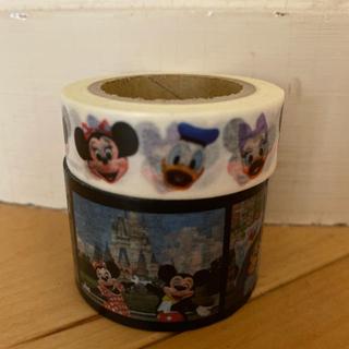 Disney - TDR ディズニー マスキングテープ イマジニングザマジック 大人気商品 セット