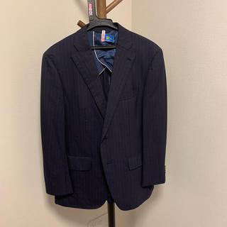 スーツカンパニー(THE SUIT COMPANY)のTHE SUIT COMPANY 紺色 スーツジャケットのみ(スーツジャケット)