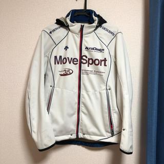 デサント(DESCENTE)のDESCENTE move sport ソフトシェルジャケット(ジャージ)