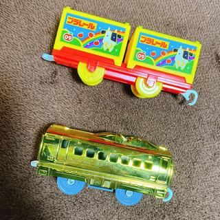 トミー(TOMMY)のプラレール(電車のおもちゃ/車)