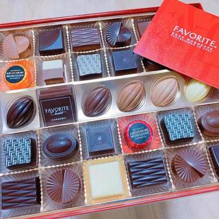 チョコレート(chocolate)のチョコレート モロゾフ フィバリット 32個入(菓子/デザート)