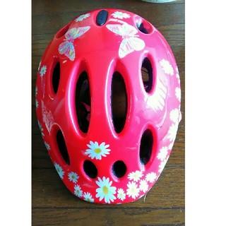 レイザー(LAZER)の子供 自転車ヘルメットLAZER Sサイズ ピンク(ヘルメット/シールド)