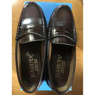 ハルタ(HARUTA)のハルタ ローファー24㎝(ローファー/革靴)