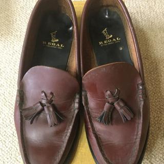 リーガル(REGAL)の紳士 靴(デッキシューズ)