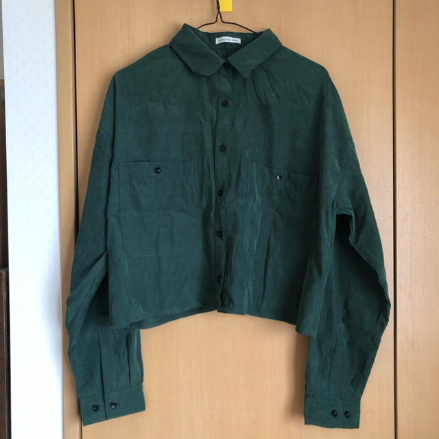 moussy(マウジー)のSTYLEMIXER シャツ レディースのトップス(シャツ/ブラウス(長袖/七分))の商品写真