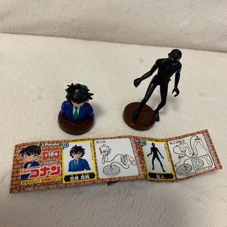 チョコエッグ 名探偵コナン 世良 犯人(キャラクターグッズ)