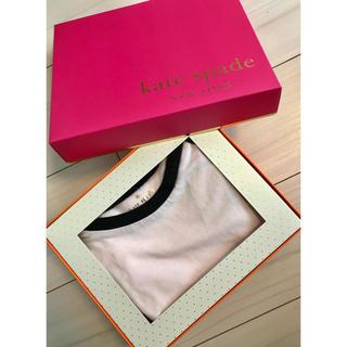 ケイトスペードニューヨーク(kate spade new york)の未使用 kate spade ケイト・スペード 半袖 Tシャツ100 (Tシャツ/カットソー)