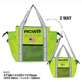 ロデオクラウンズ(RODEO CROWNS)のGAGAPOYO様専用 RCWB PEAC 2WAY ミニバッグ 付録(ファッション)