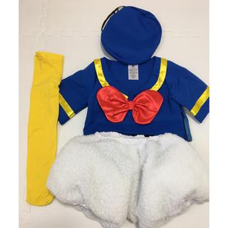Disney - ドナルド  コスチューム 〜80cm