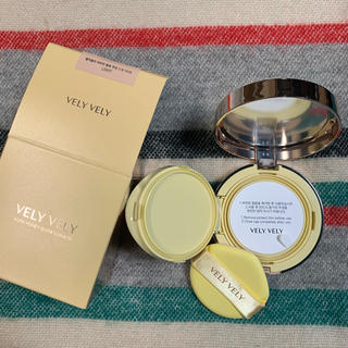 VELY VELY / AURA HONEY GLOW CUSHION #21