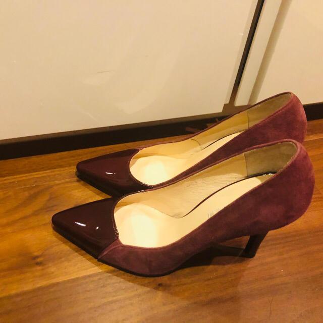 VII XII XXX(セヴントゥエルヴサーティ)の新品 パンプス 23cm レディースの靴/シューズ(ハイヒール/パンプス)の商品写真