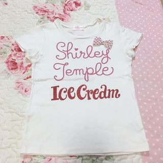 Shirley Temple - シャーリーテンプル カットソー130