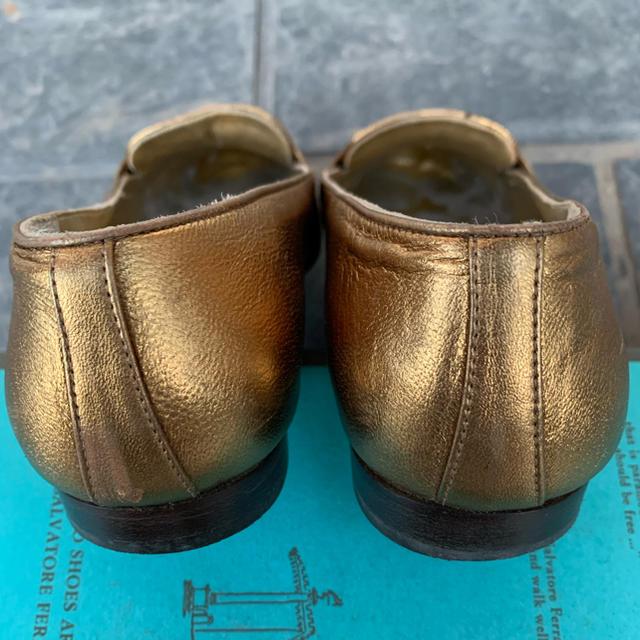 Salvatore Ferragamo(サルヴァトーレフェラガモ)のフェラガモ 靴 レディースの靴/シューズ(ローファー/革靴)の商品写真