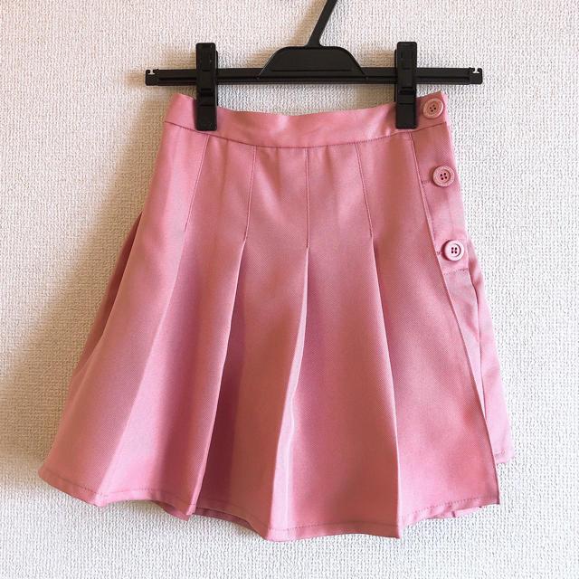 repipi armario(レピピアルマリオ)のレピピアルマリオ プリーツスカパン キッズ/ベビー/マタニティのキッズ服女の子用(90cm~)(スカート)の商品写真