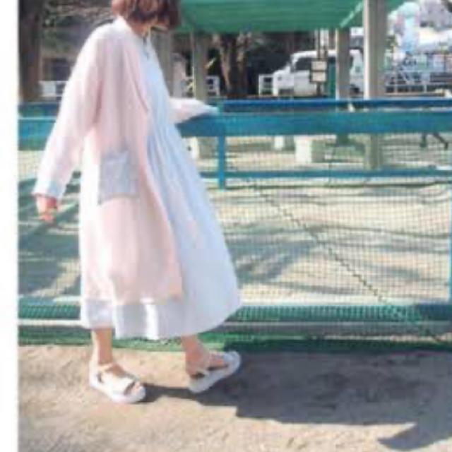 merry jenny(メリージェニー)のメリージェニー ガウン レディースのジャケット/アウター(テーラードジャケット)の商品写真