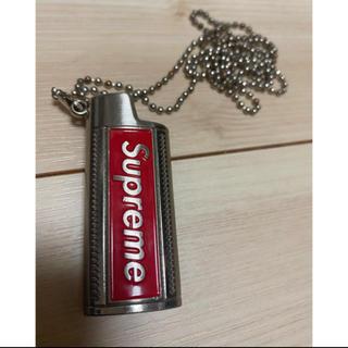 Supreme - supreme metal lighter holster ライター 19ss