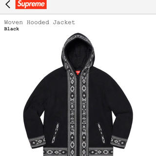 シュプリーム(Supreme)の【L】Supreme Woven Hooded Jacket(ブルゾン)