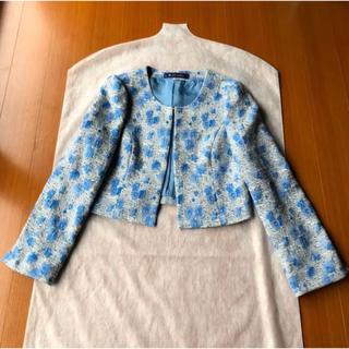 M'S GRACY - 1回着♡ エムズグレイシー 人気爆発 カタログ掲載型違い ジャケット&スカート
