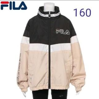 ラブトキシック(lovetoxic)の新品 ラブトキ FILA 160 ブルゾン(ジャケット/上着)