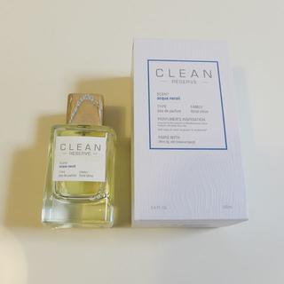 クリーン(CLEAN)の国内正規品 クリーン リザーブ アクアネロリ 100ml clean(ユニセックス)
