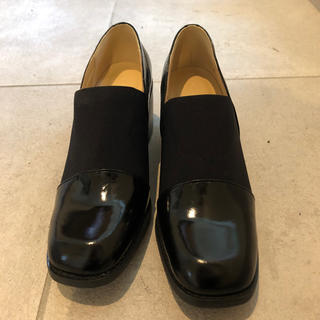 ENFOLD - 新品未使用 clane クラネ WIDE GORE FLAT SHOES