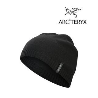 アークテリクス(ARC'TERYX)の【アークテリクス】ニット帽 ブラック(ニット帽/ビーニー)