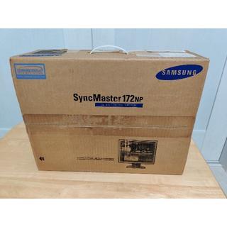 サムスン(SAMSUNG)のSAMSUNG SyncMaster 172NP [17インチ](ディスプレイ)