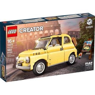 レゴ(Lego)のレゴ (LEGO) クリエイター エキスパート フィアット500  10271(キャラクターグッズ)