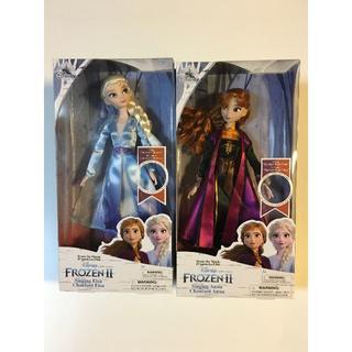 ディズニー(Disney)のディズニーストア(公式)アナ・エルサ シンギングドール アナと雪の女王2(アメコミ)