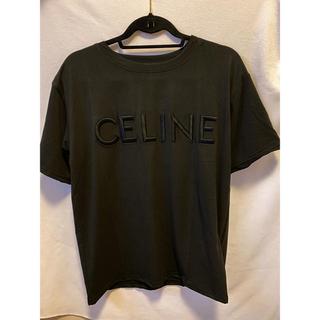 新品♡セリーヌ Tシャツ ブラック