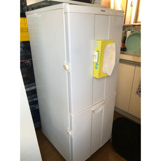 冷蔵庫 2ドア ハイアール JR-NF140A