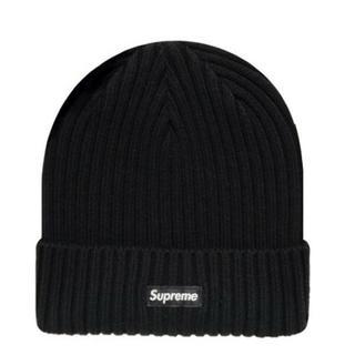Supreme - Supreme overdyed beanie black 20SS