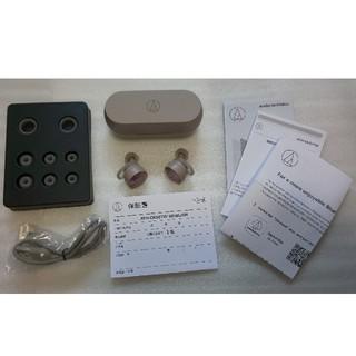 audio-technica - 【人気商品!】audio-technica ATH-CKS5TW カーキ