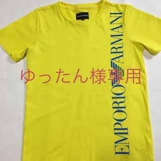 エンポリオアルマーニ(Emporio Armani)のアルマーニ 男児カットソーセット(Tシャツ/カットソー)