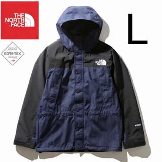 THE NORTH FACE - NORTH FACE MOUNTAIN LIGHT DENIM JACKET