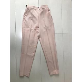 GU - GU テーパードパンツ ピンク Sサイズ パンツ