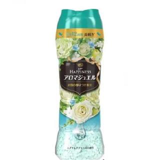 ハピネス(Happiness)のレノアハピネス 香り付け専用ビーズ エメラルドブリーズ(520mL×6本)(洗剤/柔軟剤)