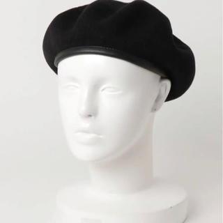 アズールバイマウジー(AZUL by moussy)のベレー帽 アズールバイマウジー (ハンチング/ベレー帽)