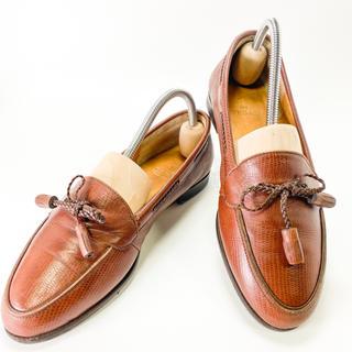 リーガル(REGAL)のregal リーガル ローファー 2487 22.5cm ブラウン 革靴(ローファー/革靴)