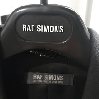 ラフシモンズ(RAF SIMONS)のラフシモンズ RAF SIMONS 2004-2005AW テーラードジャケット(テーラードジャケット)