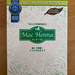 マック(MAC)のマックヘナ(ヘアケア)