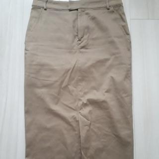 Plage - Plage ベージュチノタイトスカート