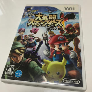Wii - 大乱闘スマッシュブラザーズX Wiiソフト