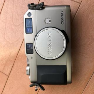 キョウセラ(京セラ)のCONTAX G1 コンタックス 本体のみ 送料込み!ジャンク扱い。(フィルムカメラ)