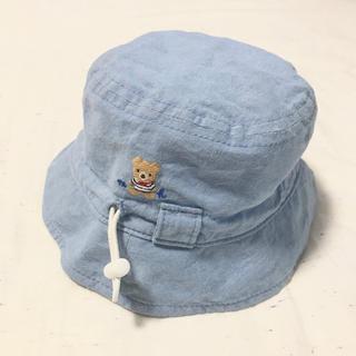 ミキハウス(mikihouse)のニャース様専用:【MIKI HOUSE】帽子(S:40-44)(帽子)